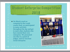 TY Girls win Louth Student Enterprise Competition